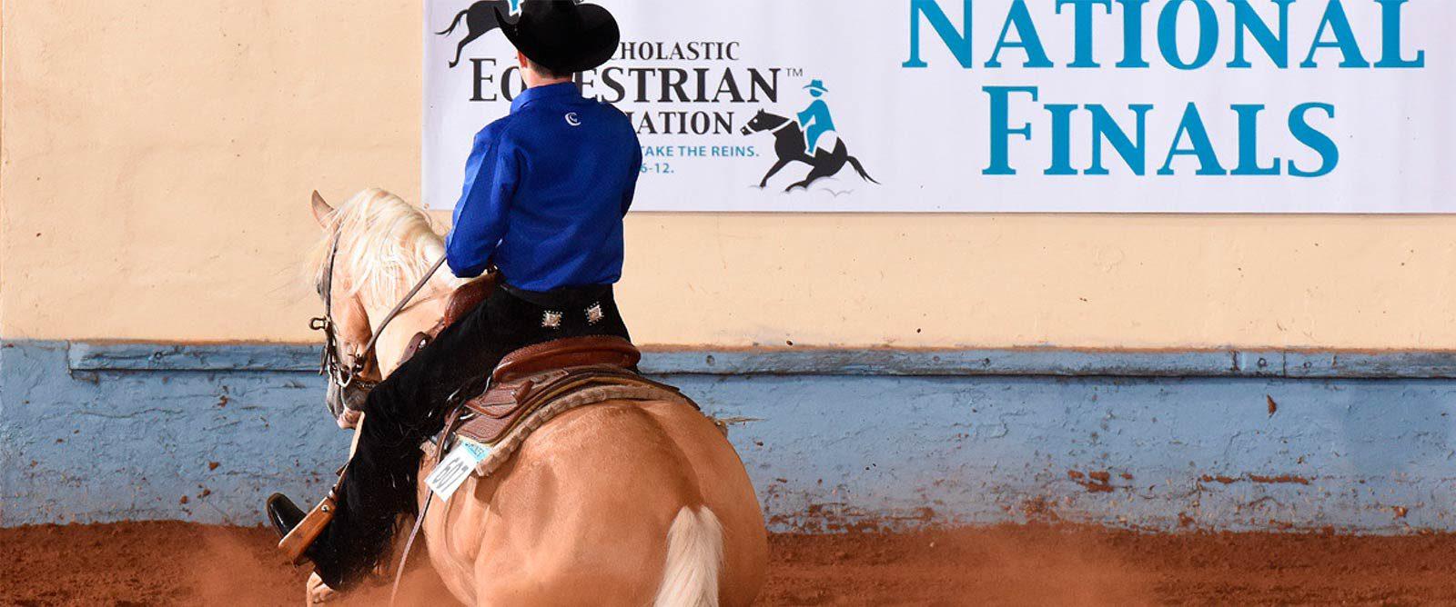 Home Interscholastic Equestrian Association