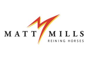 Matt Mills Reining Horses